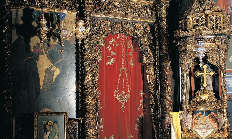 Μονή Παναγίας Εικοσιφοίνισσας